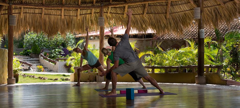Yoga Class with Megan